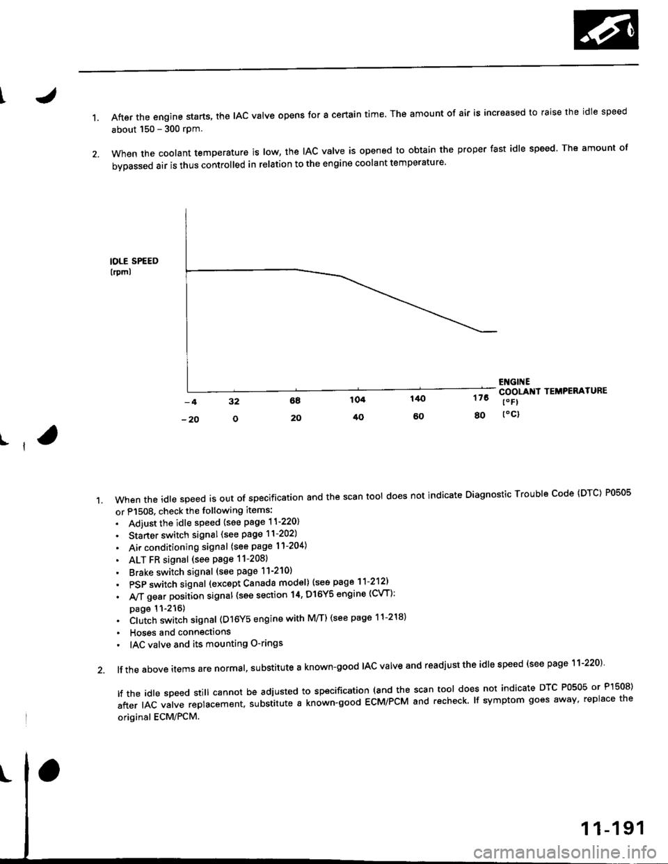 Engine Coolant Honda Civic 1998 6g Workshop Manual Primary Heated Oxygen Sensor Ho2ssensor 1 Heater Circuit Page 460