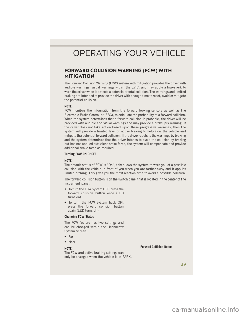 JEEP CHEROKEE 2014 KL / 5.G User Guide, Page 41