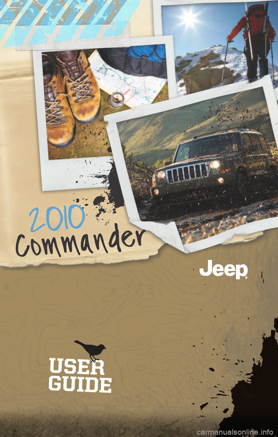 JEEP COMMANDER 2010 1.G User Guide, Page 1