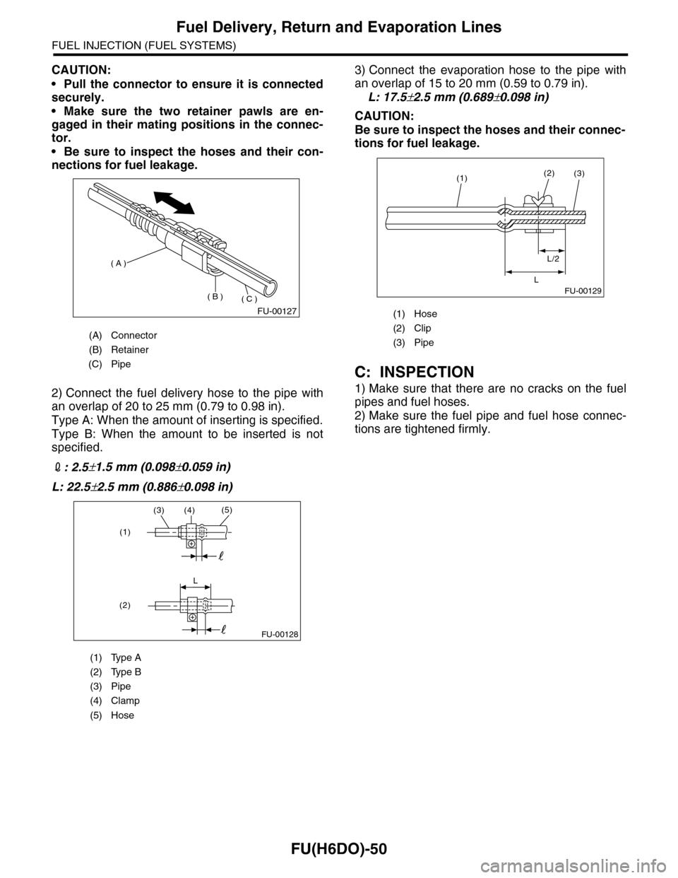 subaru legacy workshop manual pdf