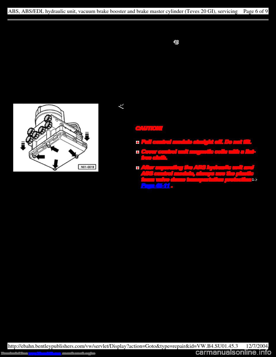 VOLKSWAGEN PASSAT 1997 B3, B4 / 3 G