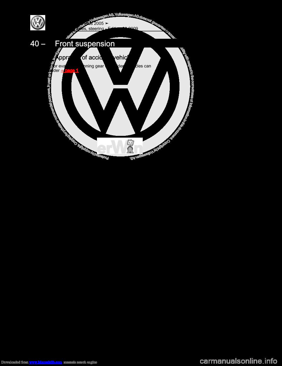 vw golf mk5 wiring diagram