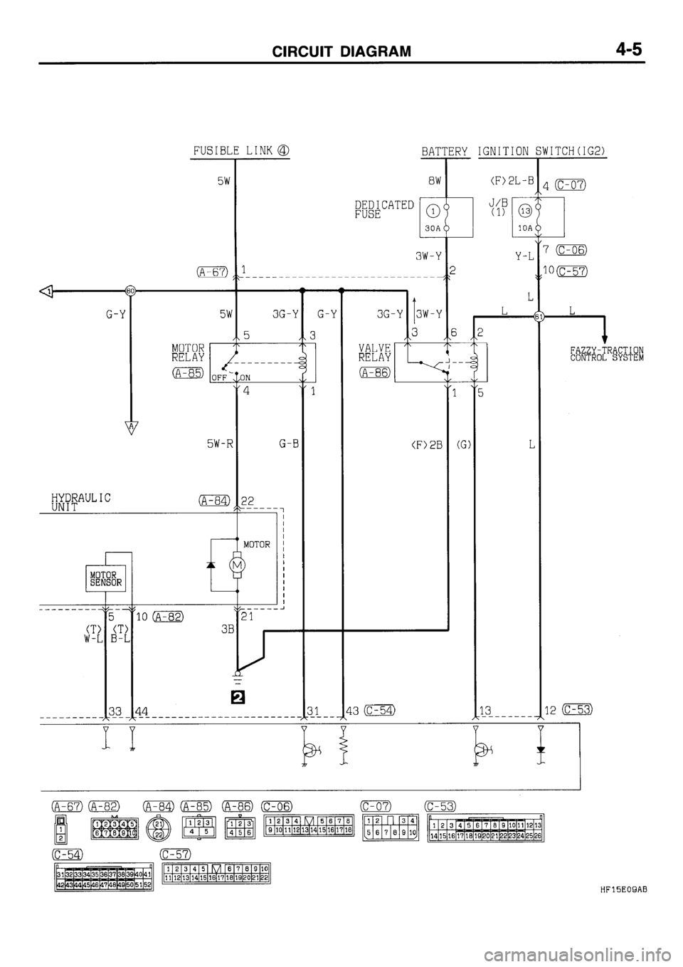 07 galant wiring diagram reese winch wiring diagram acdelco, Wiring diagram