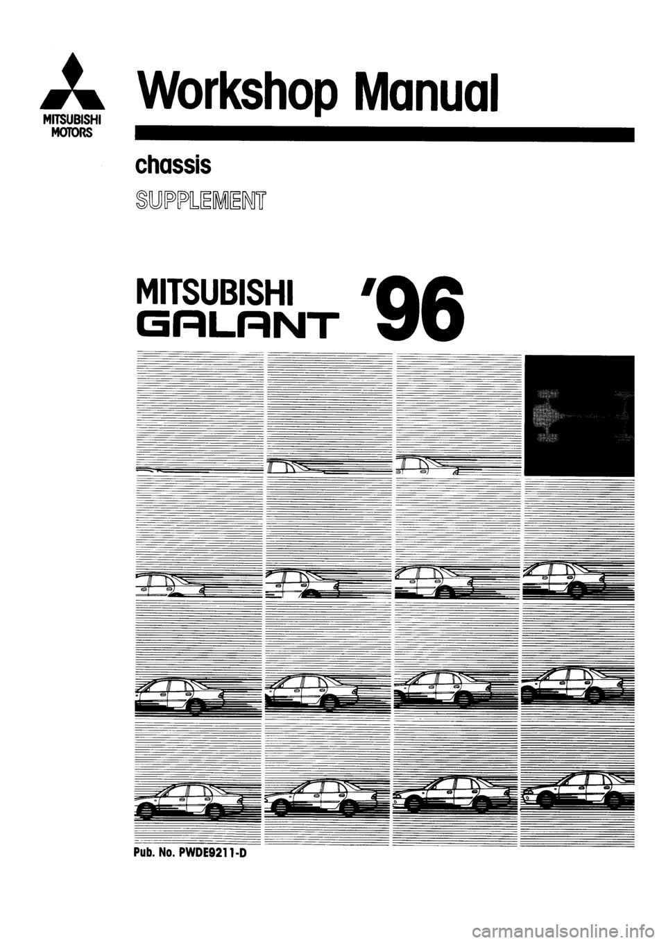 2011 Mitsubishi Galant Service Manual One Word Quickstart Guide Wiring Diagram Pdf 2000 Es Owners User Manuals By 2003 Transmission Interior