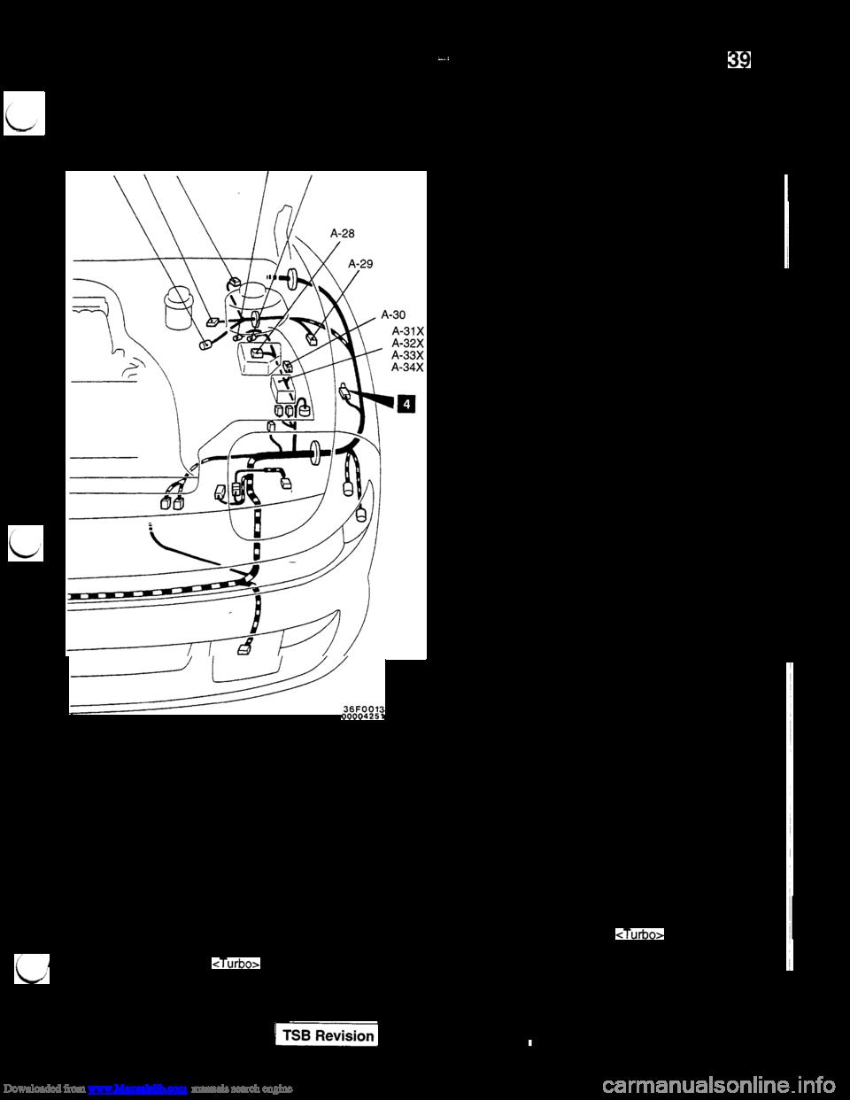 Mitsubishi 3000gt 1994 2g Workshop Manual 02 Lancer Horn Wiring Diagram