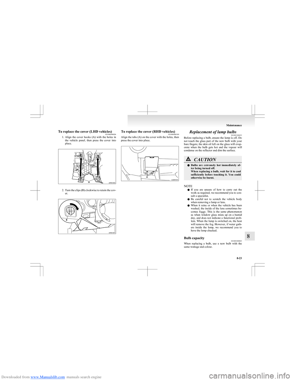 Mitsubishi Colt 2009 10g Owners Manual Dim Engine Diagram