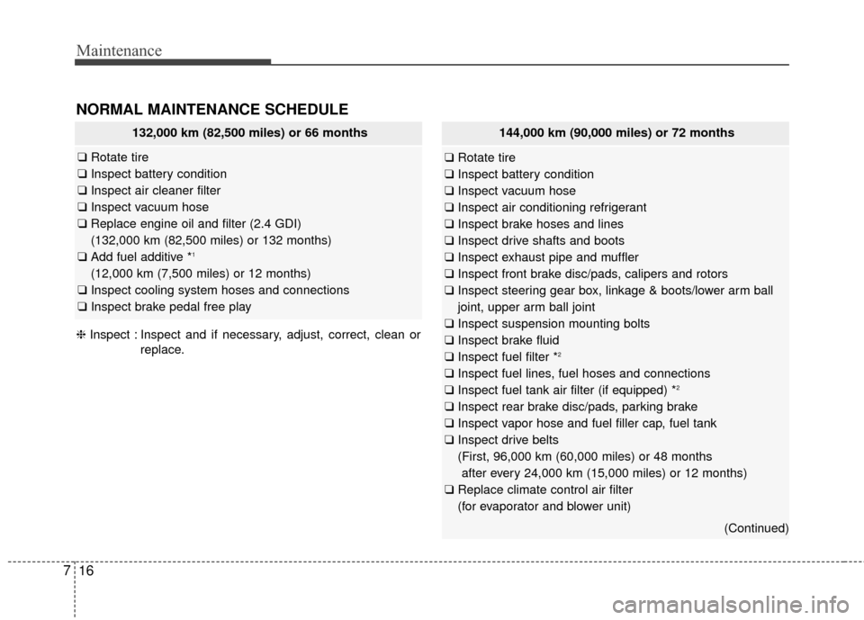KIA Optima 2015 4.G Owners Manual, Page 383