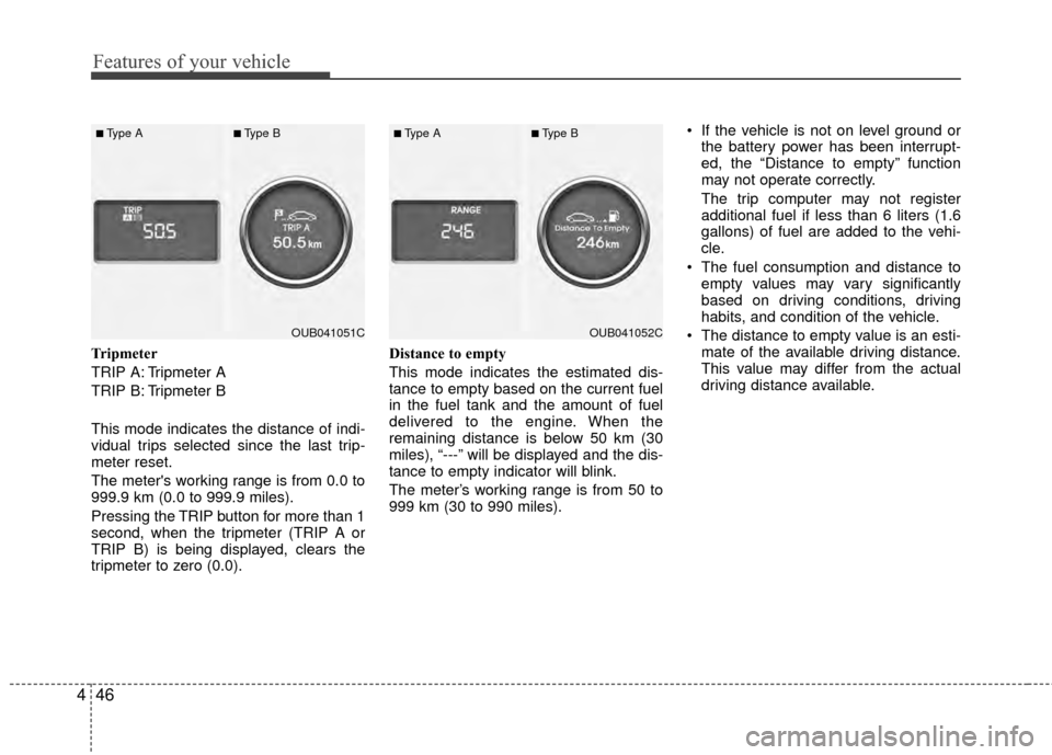 KIA Rio 2015 3.G Owners Manual, Page 112