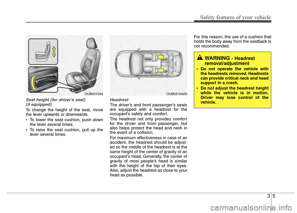 KIA Rio 2015 3.G User Guide, Page 18