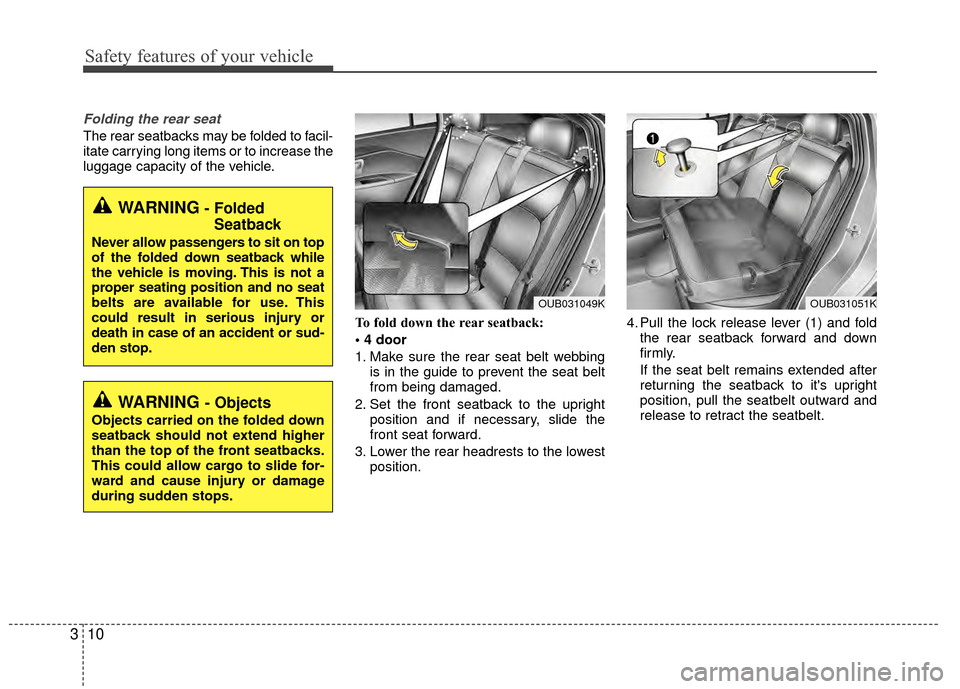 KIA Rio 2015 3.G Owners Manual, Page 23