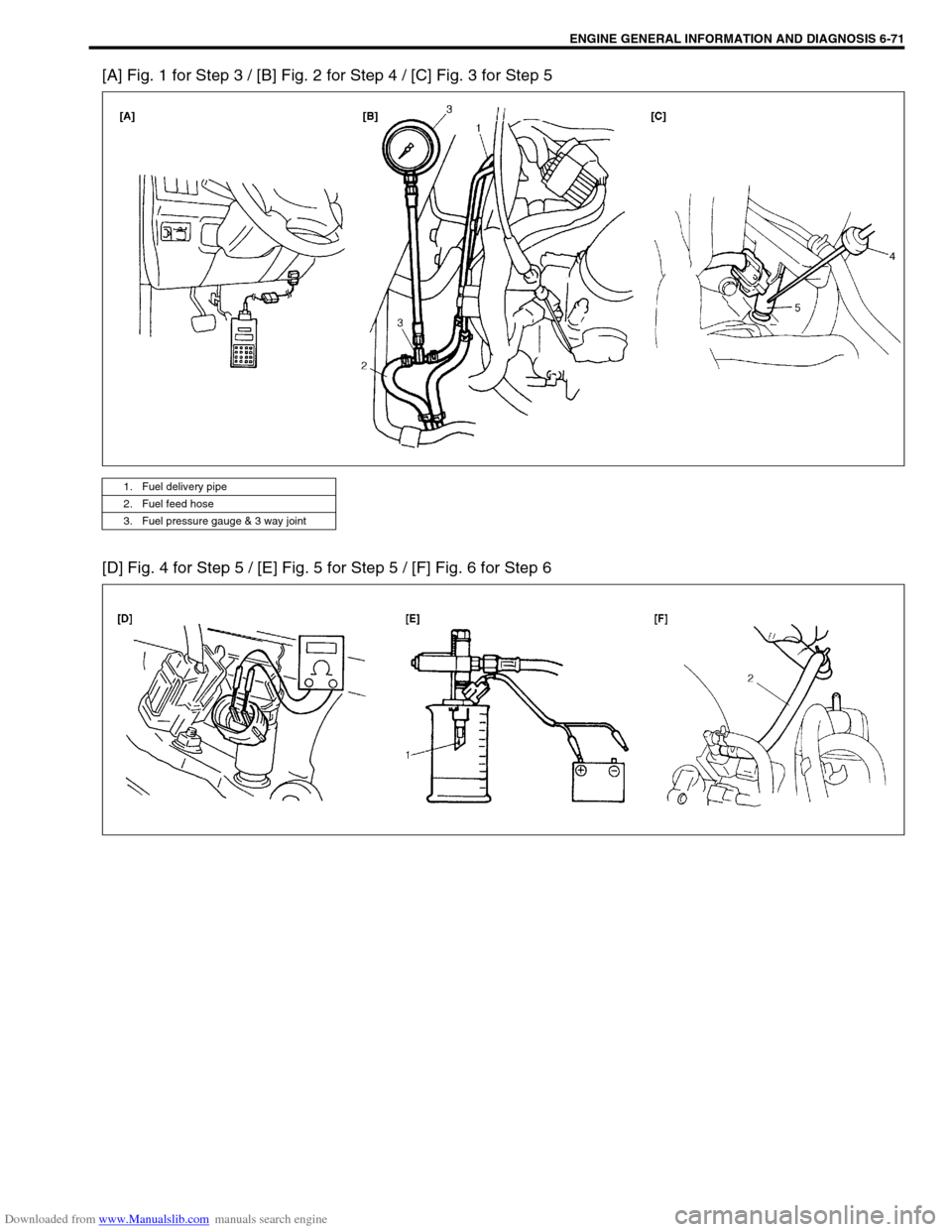 Suzuki Jimny 2005 3g Service Workshop Manual 427 Engine Diagram G Page 428