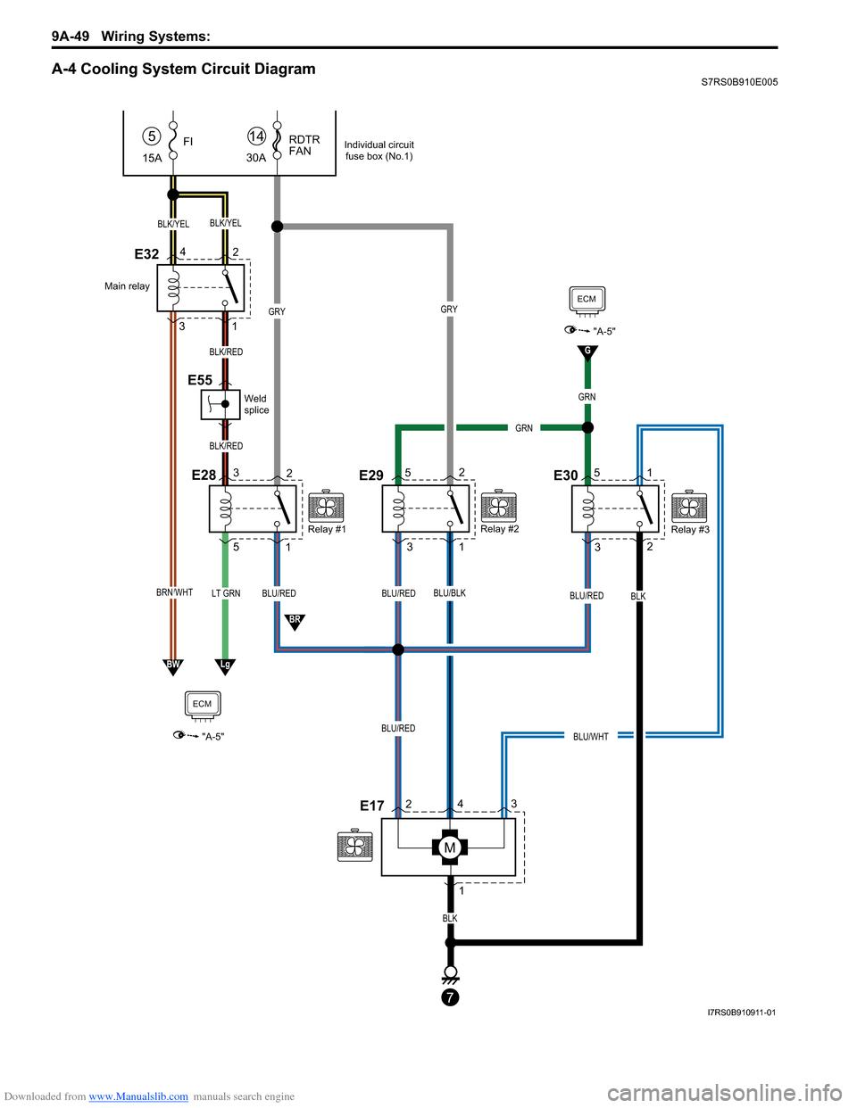 Suzuki Swift Wiring Diagram 2008 Trusted Schematics 2012 2 G Service Workshop Manual Atv Diagrams