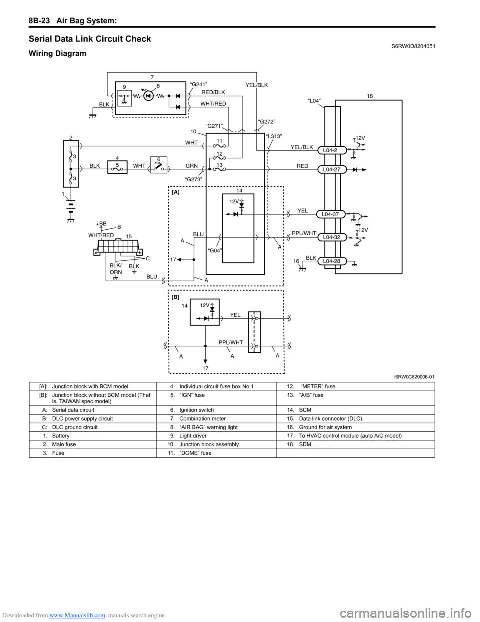 Sx4 Engine Diagram Wiring Library 2005 Suzuki Verona 2006 1g Service Workshop Manual Page 1062