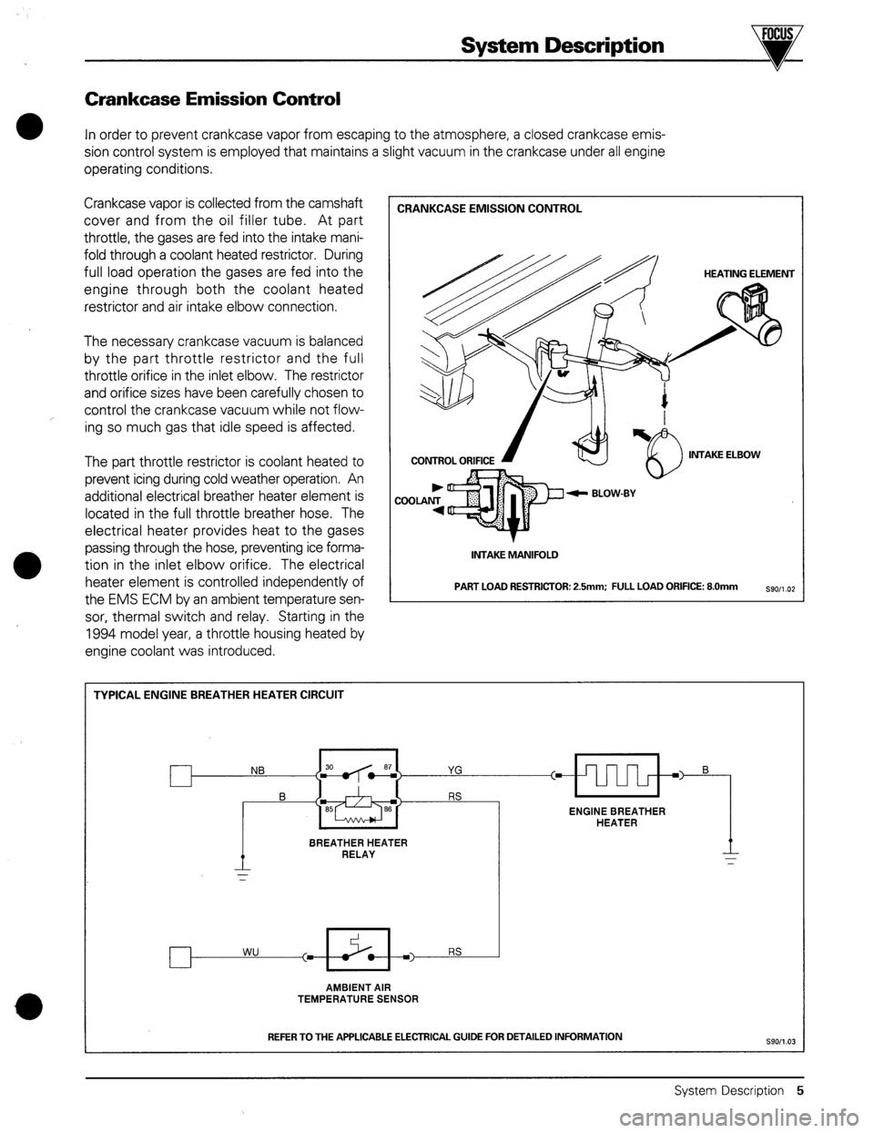 Jaguar Xjr 1994 X300 2g Aj6 40l Engine Management Syst Xj8 Sensor Diagram