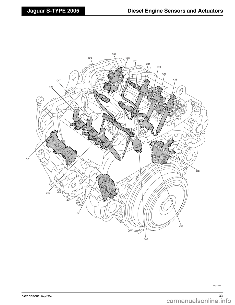 jaguar s type 2005 1 g electrical manual