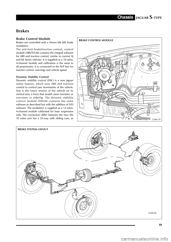 JAGUAR S TYPE 2005 1 G
