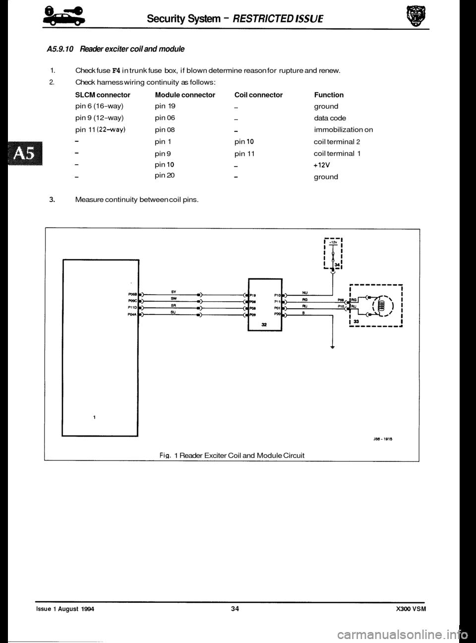 1994 Jaguar Xj6 Linkage Diagram Electrical Wiring Diagrams 1982 2 G Workshop Manual X300
