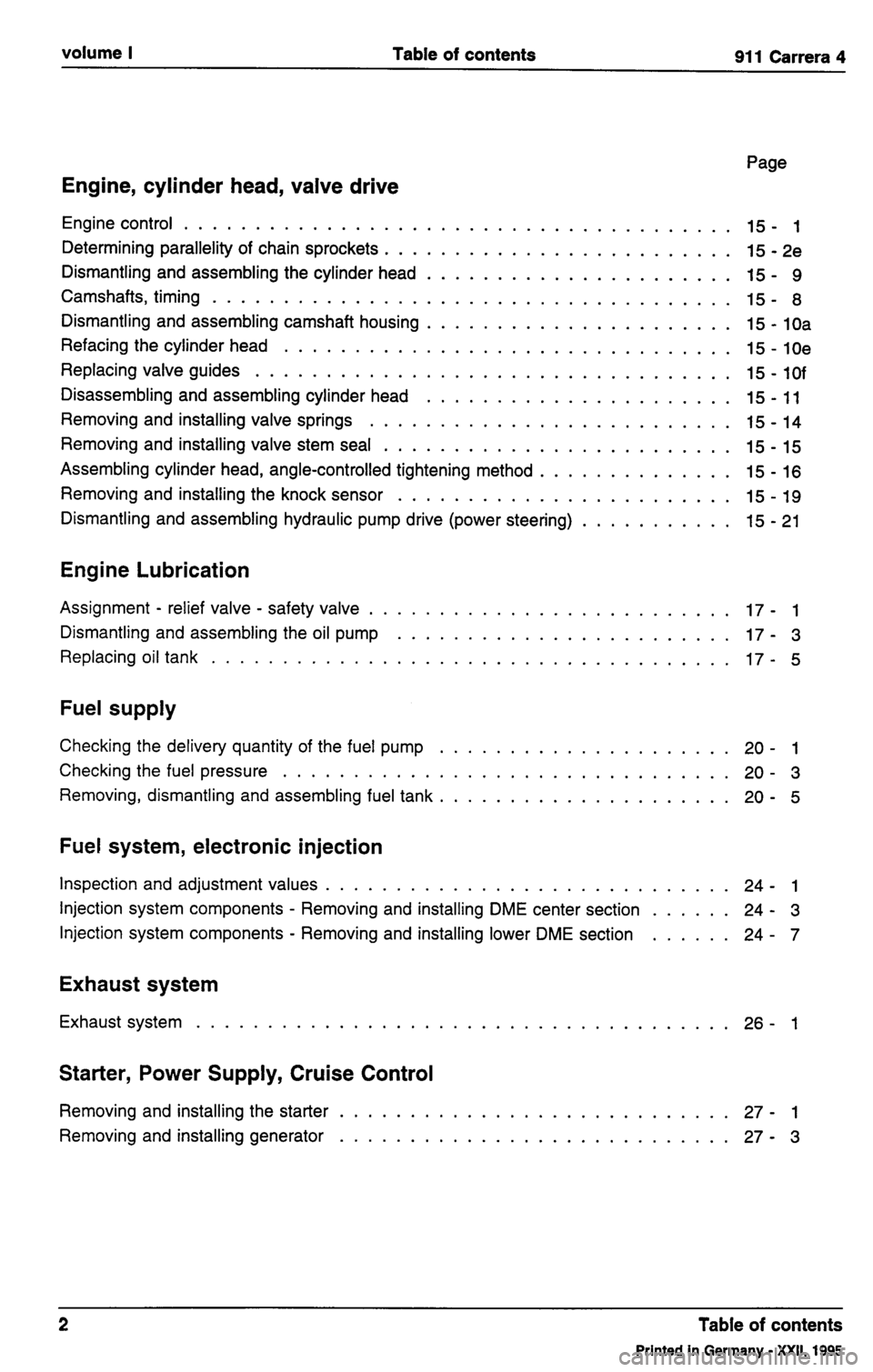 porsche 964 workshop manual pdf