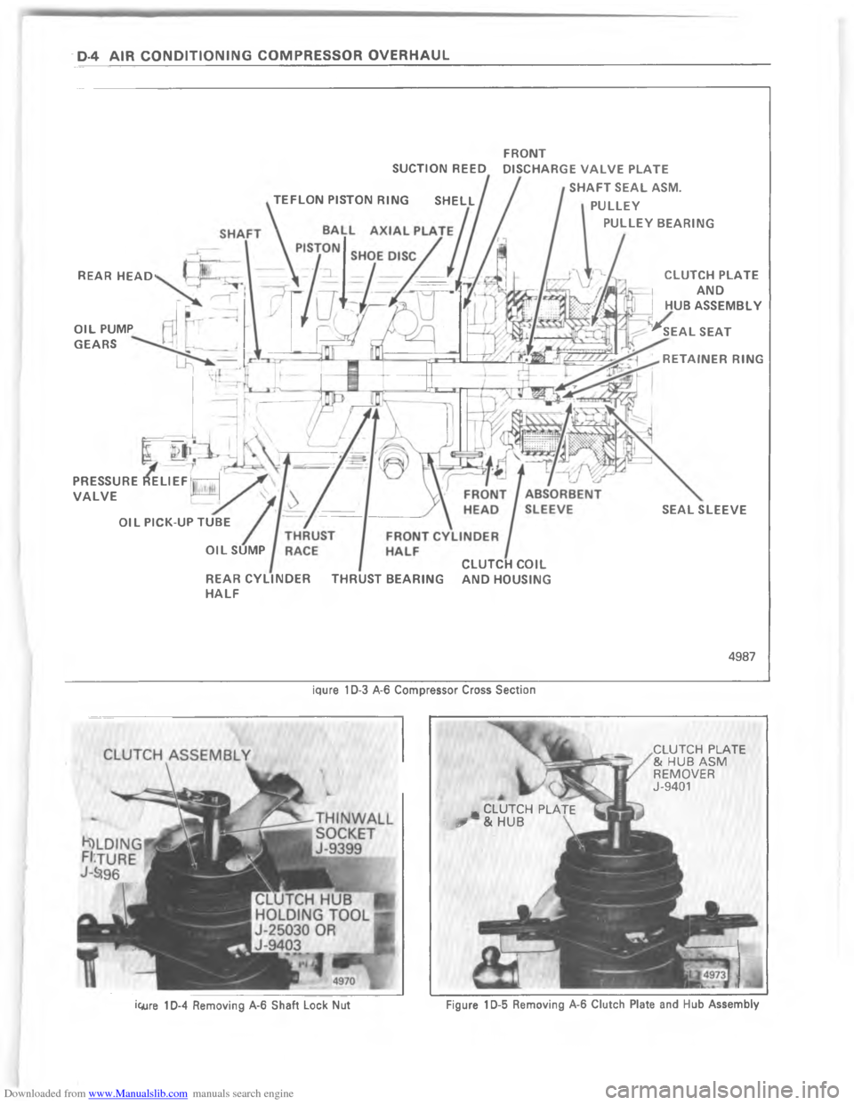 1980 Camaro Assembly Manual 2006 Ic Bus Dt466 Ecm Wiring Diagram Picture Of Taking It Off Array Chevrolet 2 G Workshop Rh Carmanualsonline Info