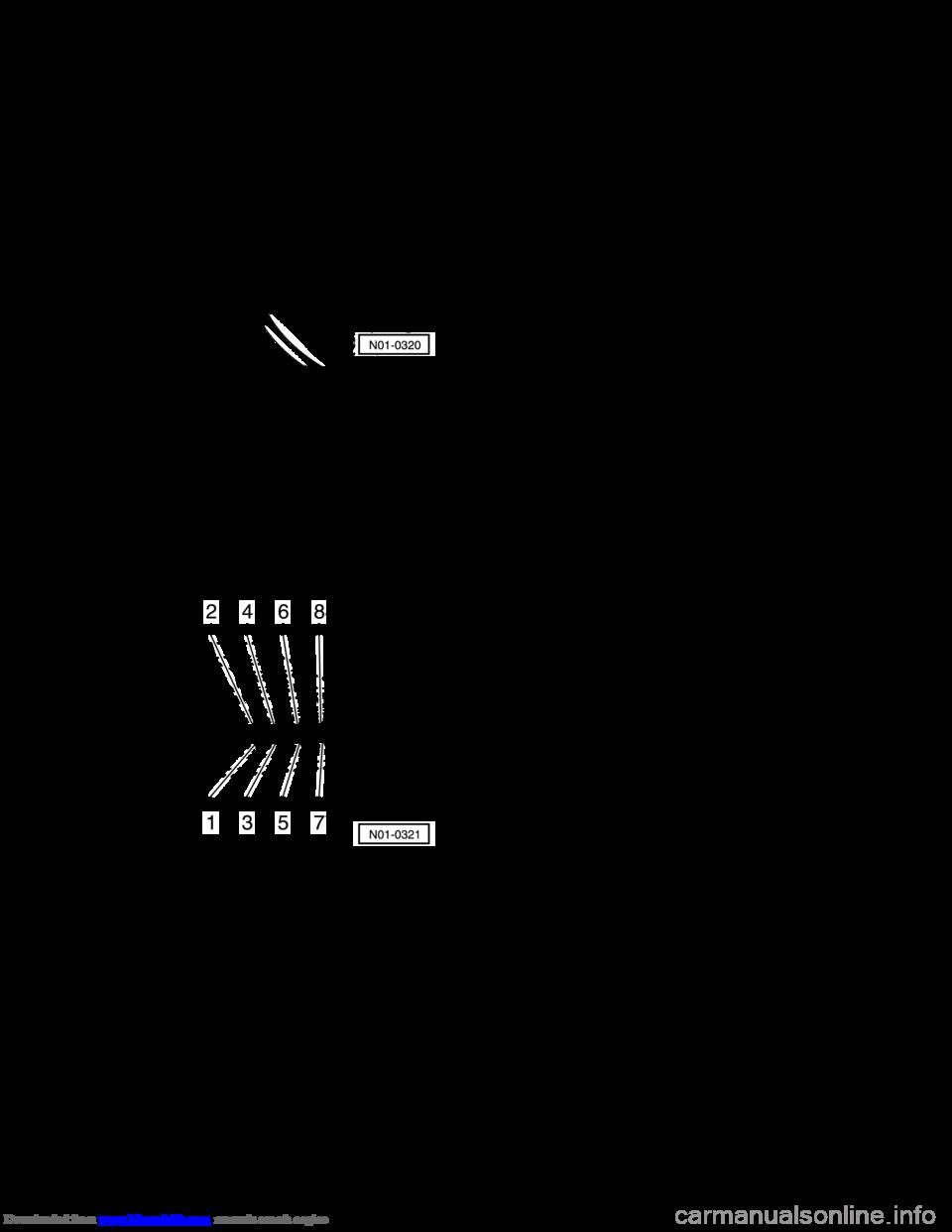 SKODA OCTAVIA 2000 1G 1U 02C Gearbox Workshop Manual – Skoda Octavia Wiring Diagram