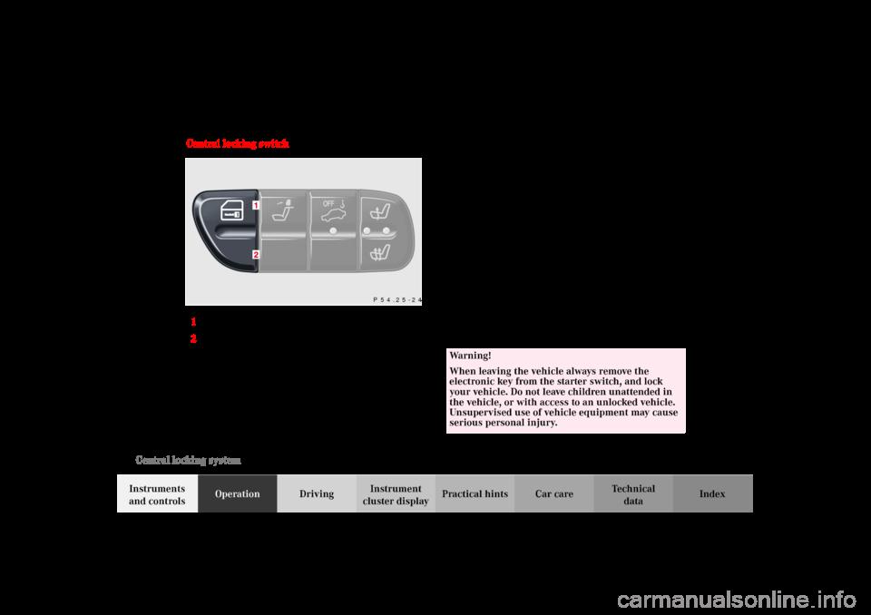 mercedes c240 service manual