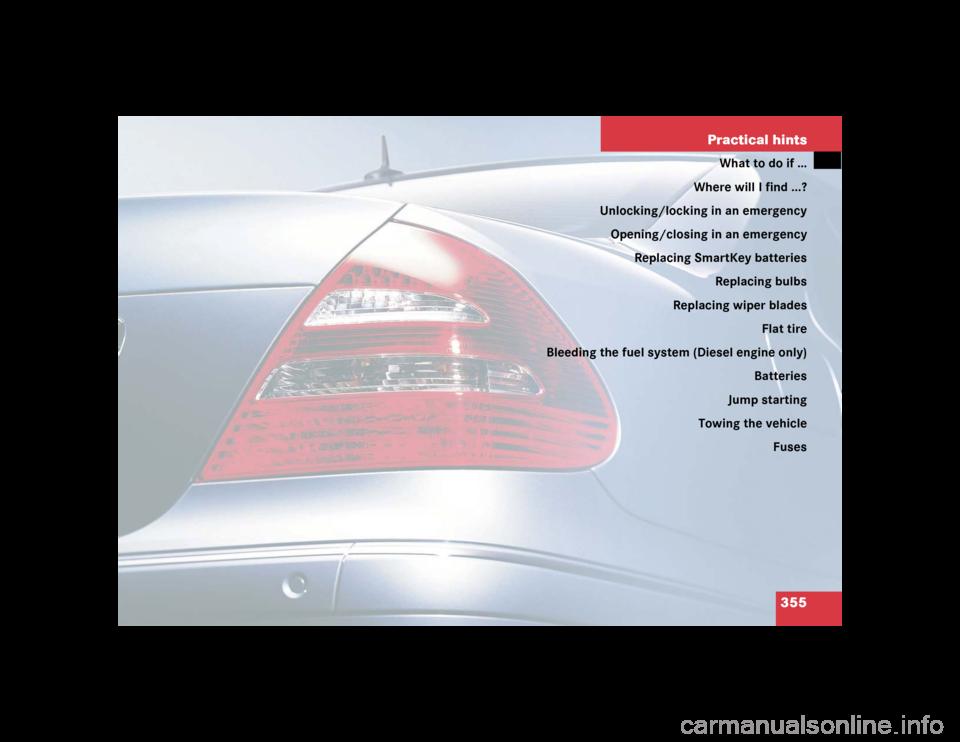 MERCEDES-BENZ E500 2005 W211