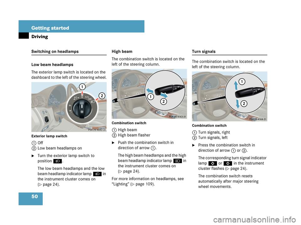 MERCEDESBENZ C280 2007 W203 Manual PDF