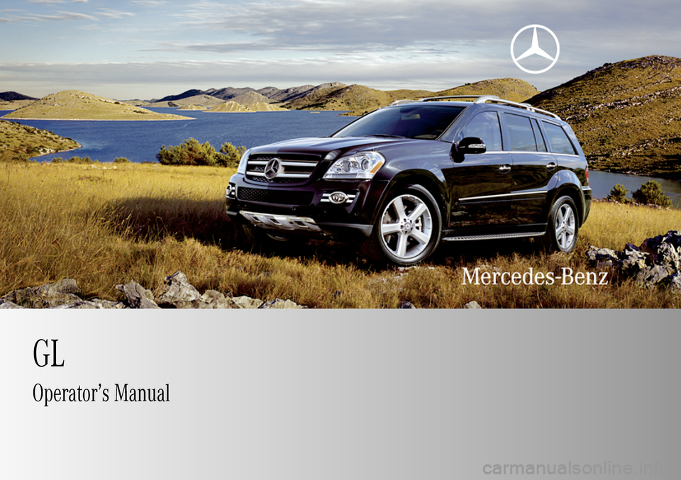 Mercedes benz gl550 2009 x164 owner 39 s manual for 2011 mercedes benz gl450 owners manual