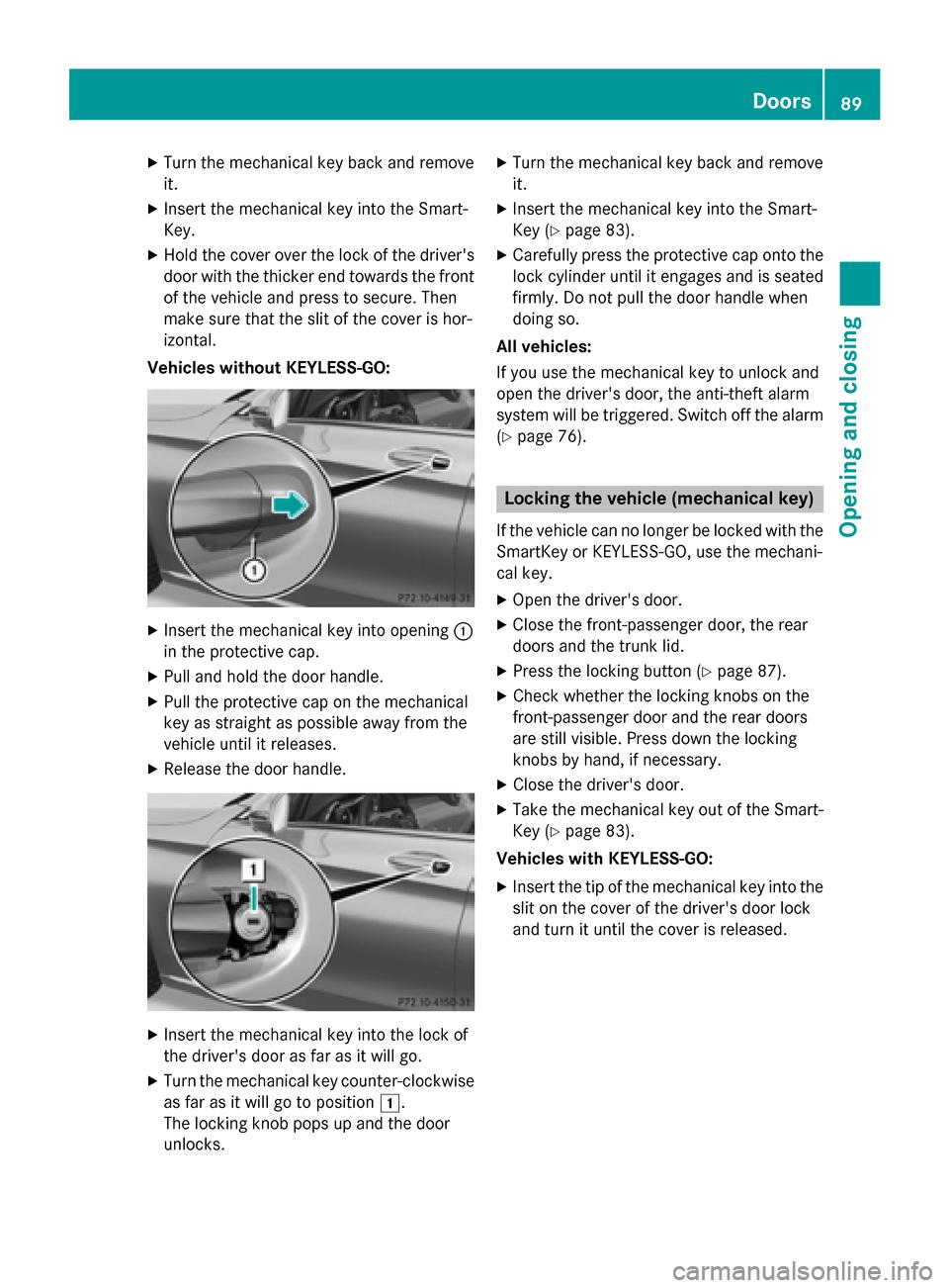 mercedes c class owners manual pdf
