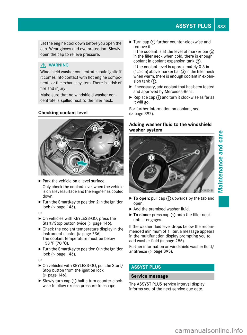 mercedes benz c class owners manual pdf