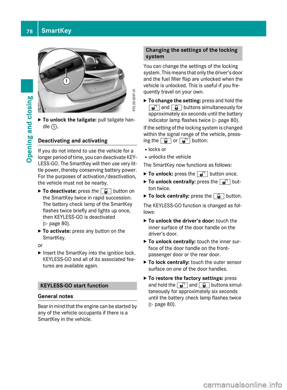 Mercedes Benz Gla Class 2017 X156 Owner S Manual