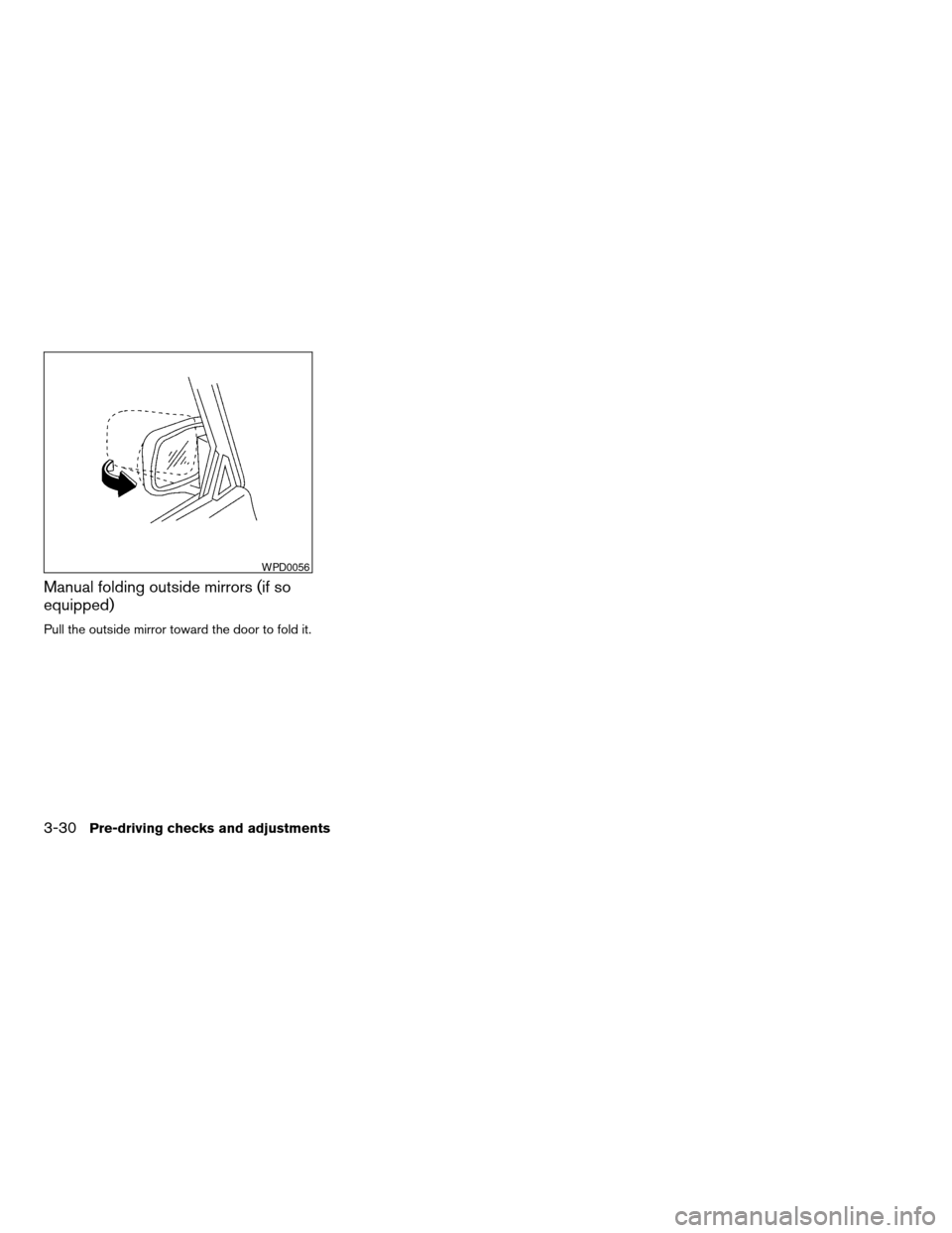 NISSAN ALTIMA COUPE 2009 D32 / 4.G Owners Manual, Page 162