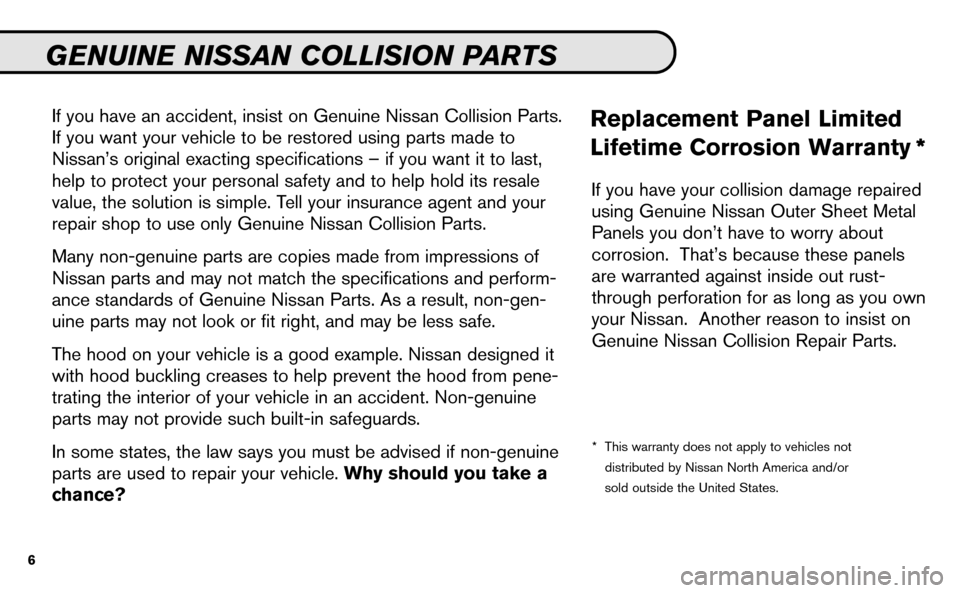 Nissan Altima Coupe 2009 D32 4 G Service And Maintenance Guide