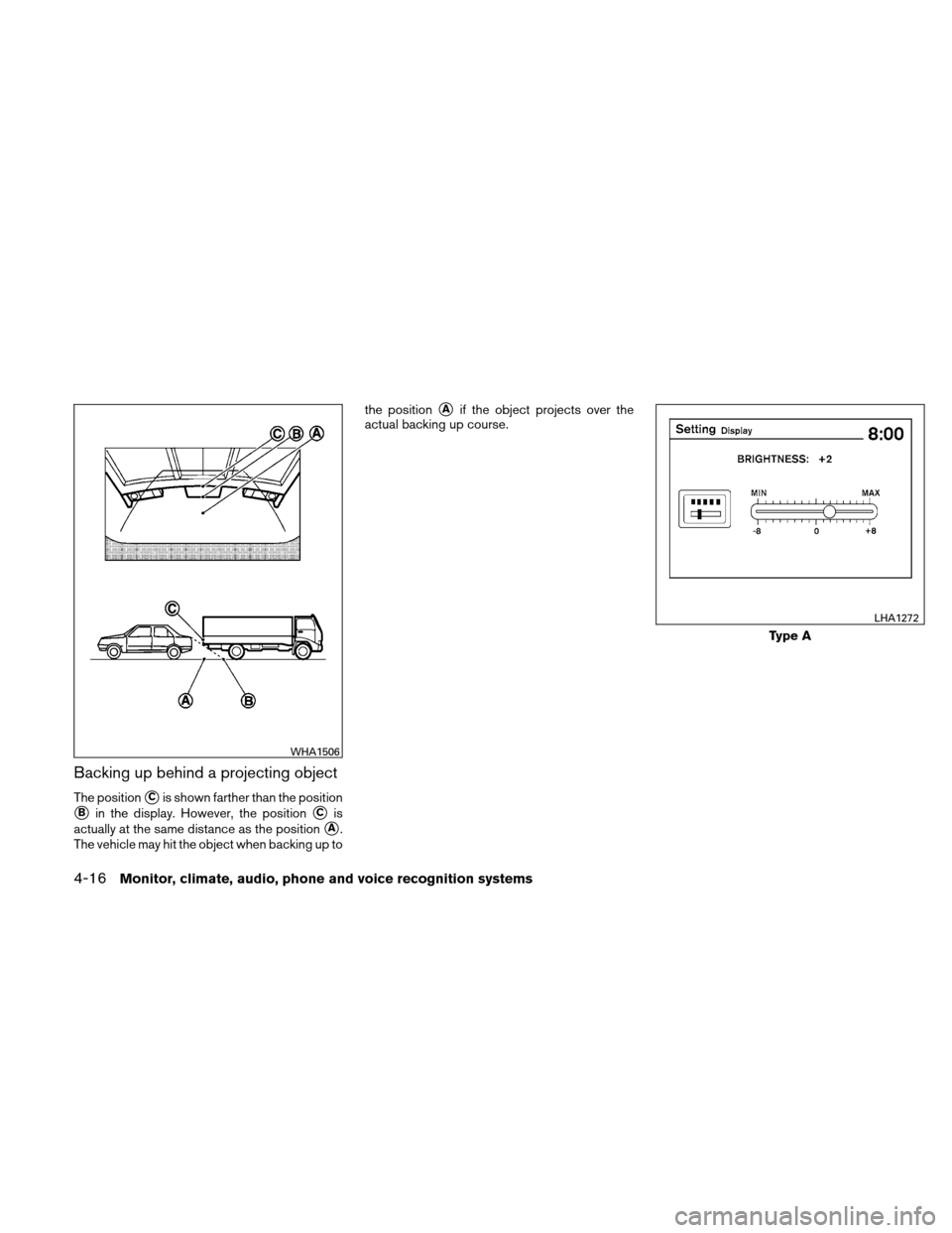 NISSAN ALTIMA HYBRID 2010 L32A / 4.G Owners Manual, Page 175