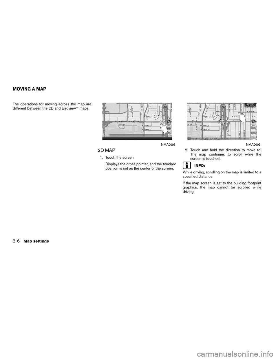 NISSAN ALTIMA HYBRID 2011 L32A / 4.G Navigation Manual, Page 52