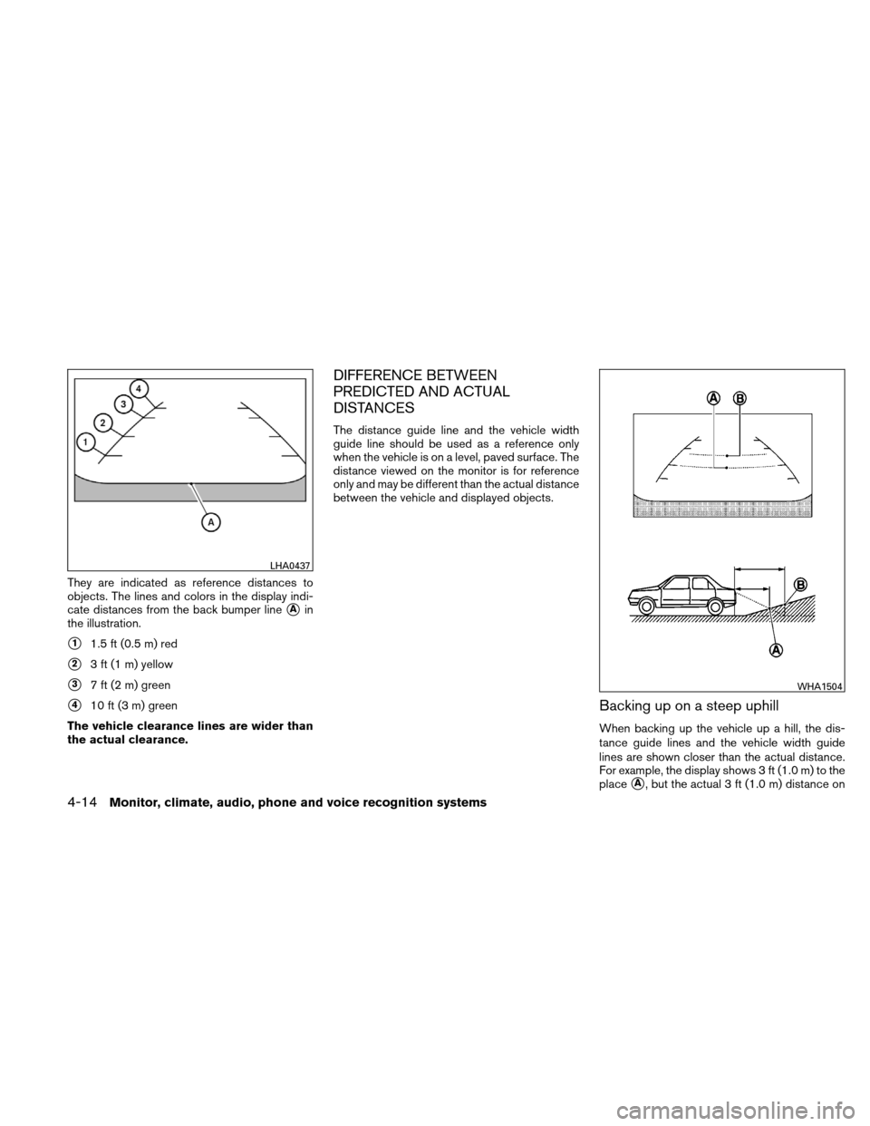 NISSAN ALTIMA HYBRID 2011 L32A / 4.G Owners Manual, Page 175