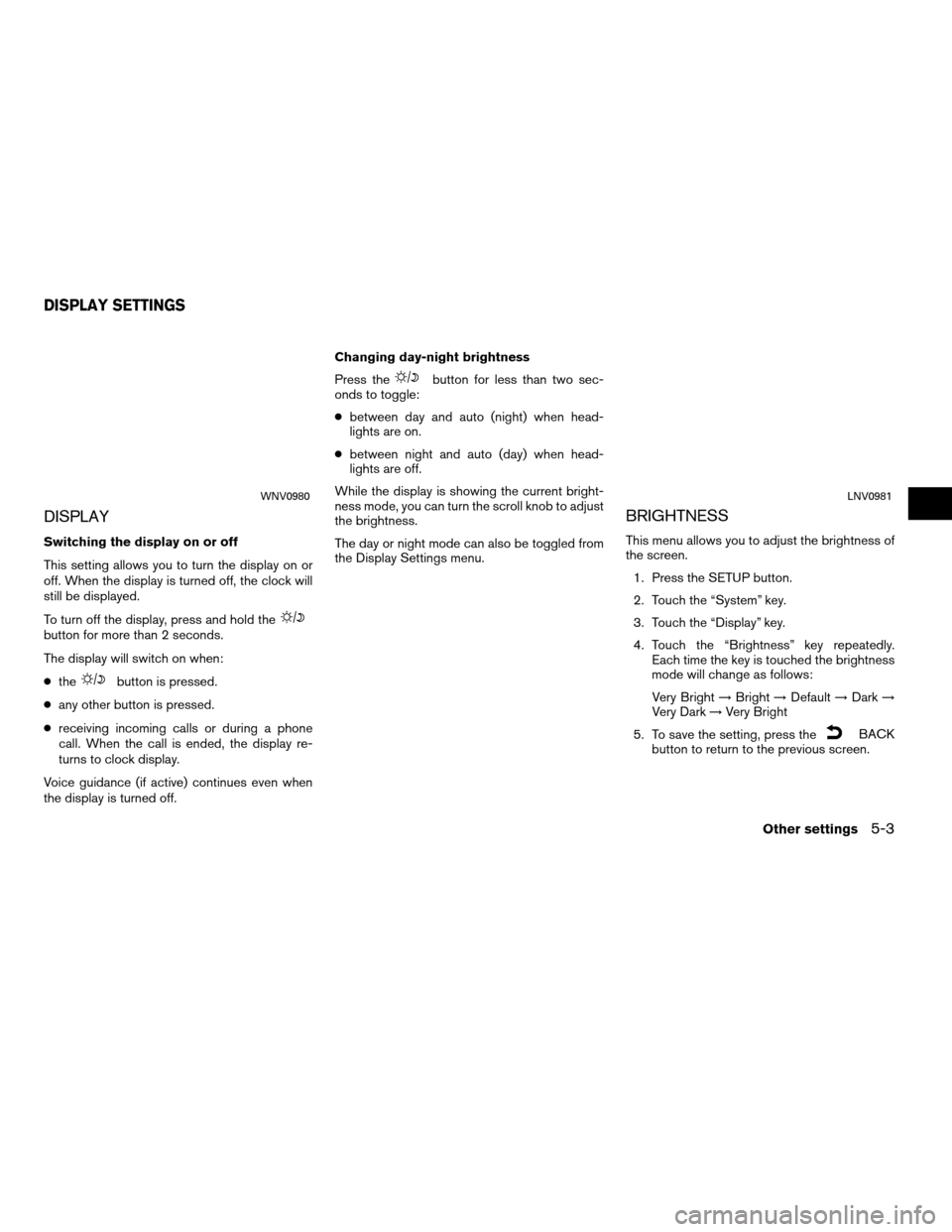 NISSAN CUBE 2011 3.G LC Navigation Manual, Page 63