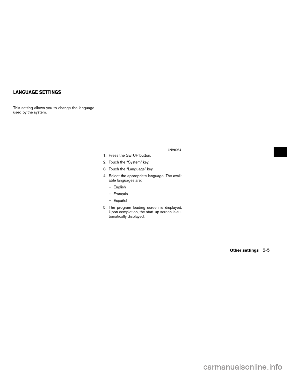 NISSAN CUBE 2011 3.G LC Navigation Manual, Page 65