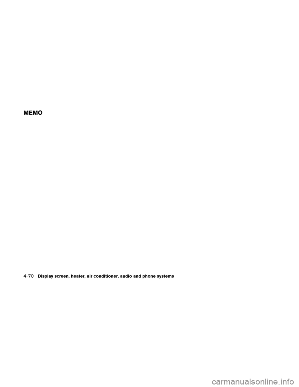 NISSAN VERSA HATCHBACK 2011 1.G Owners Manual, Page 217