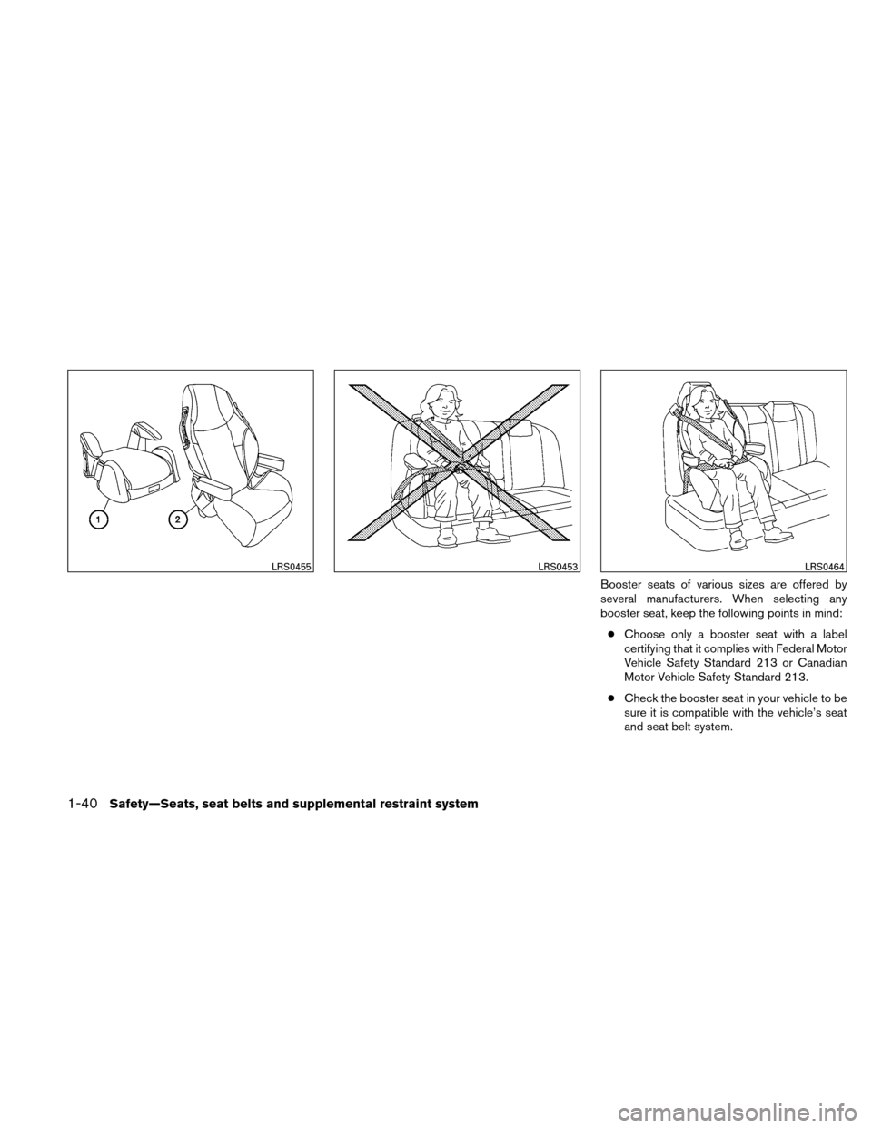 NISSAN XTERRA 2011 N50 / 2.G Owners Manual, Page 57