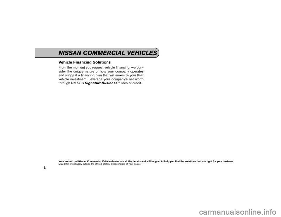 NISSAN GT-R 2016 R35 Service And Maintenance Guide, Page 7