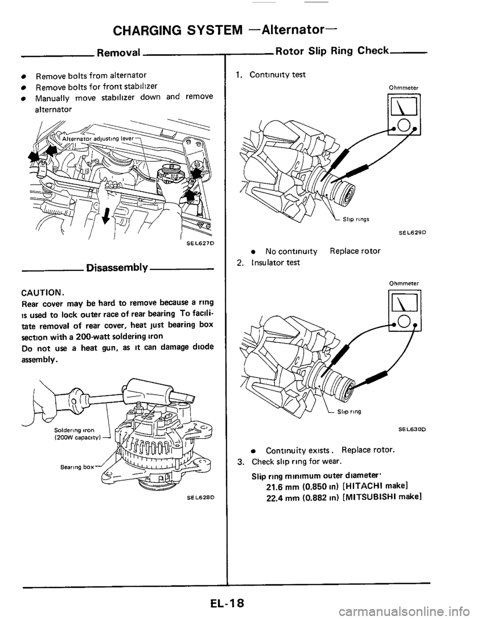 Z alternator wiring diagram
