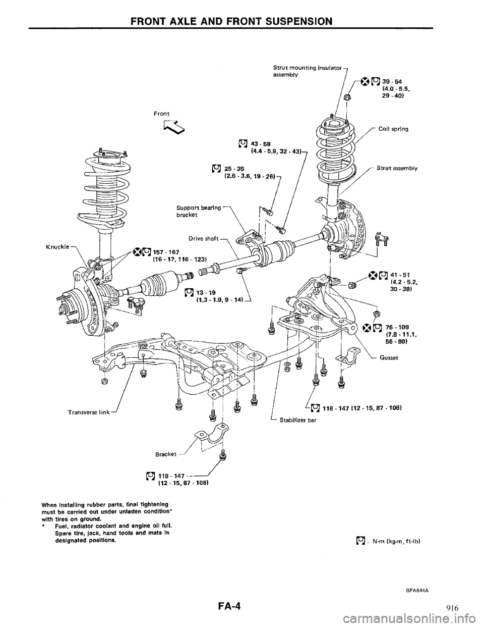 2007 Nissan Maxima Front Suspension Diagram Recomended Car Wiring Cefiro A32 98 Altima Auto Electrical
