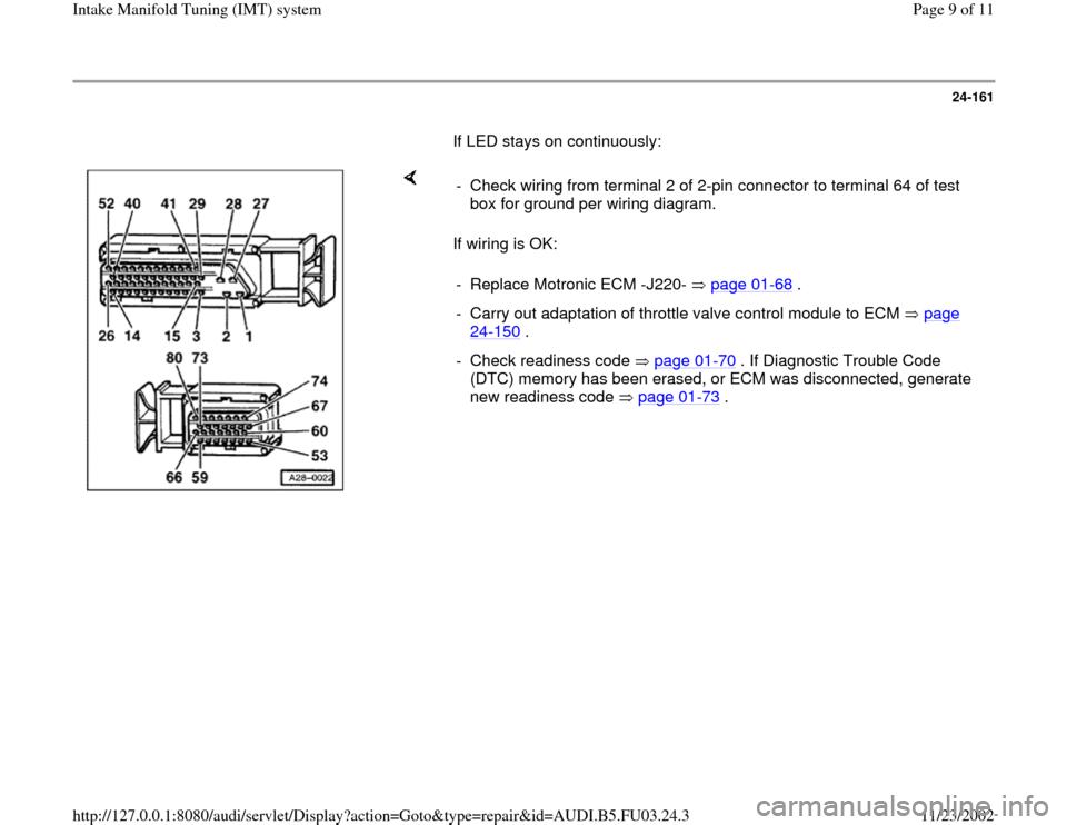 AUDI A8 1996 D2 / 1 G