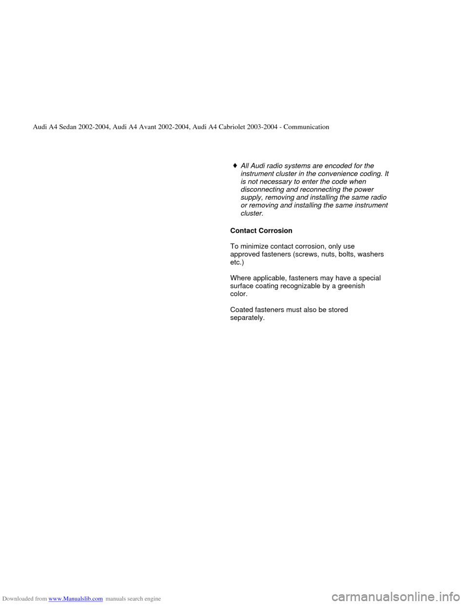 DIAGRAM Audi A4 B5 Wiring Diagrams FULL Version HD ...
