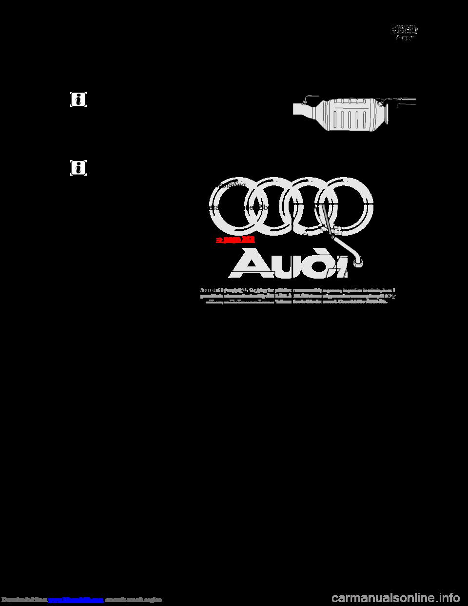 Audi A8 2003 D3 2g Bvn Bmc Engines Workshop Manual 1 8 Engine Diagram