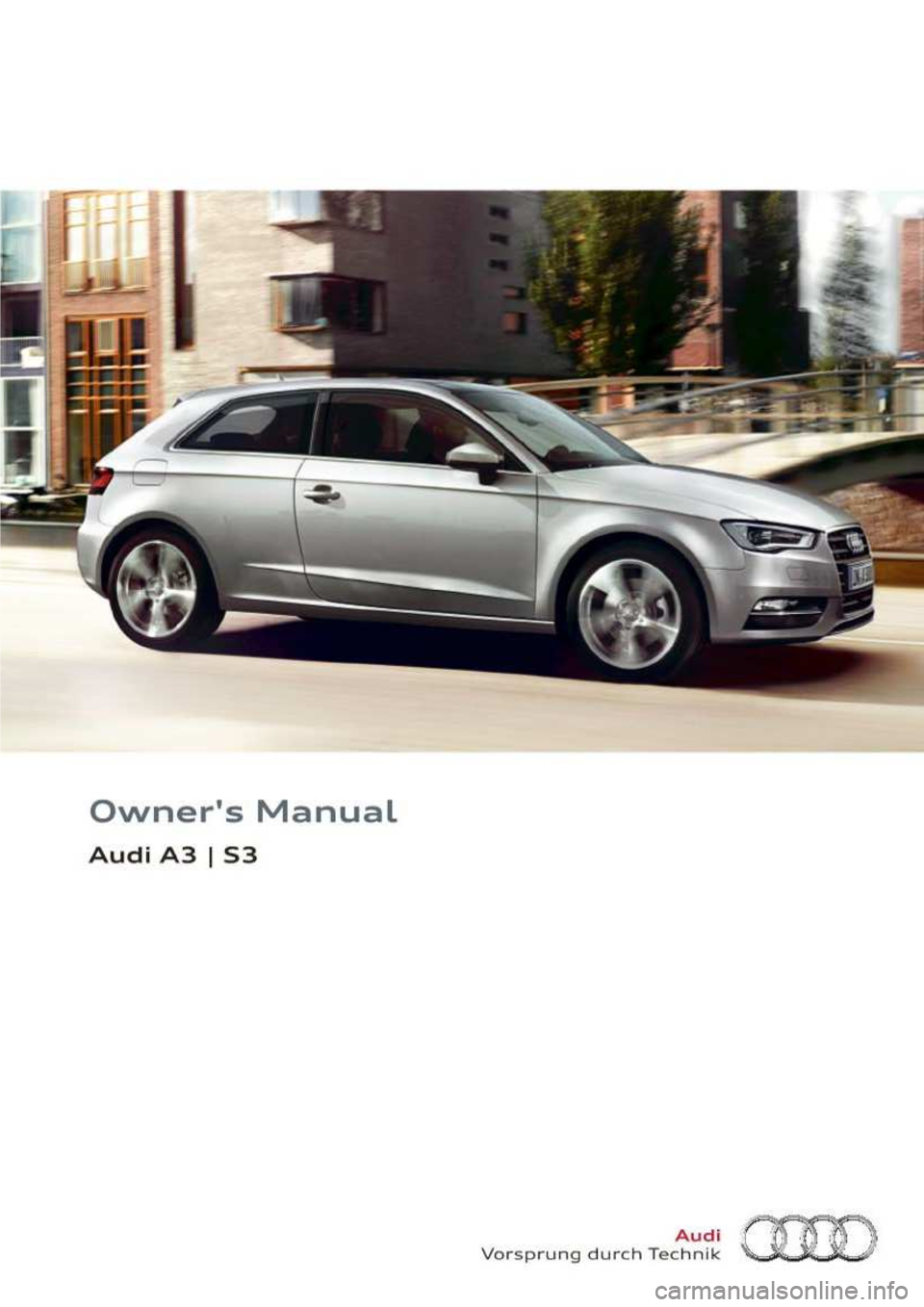 audi a3 2014 8v 3 g owners manual. Black Bedroom Furniture Sets. Home Design Ideas