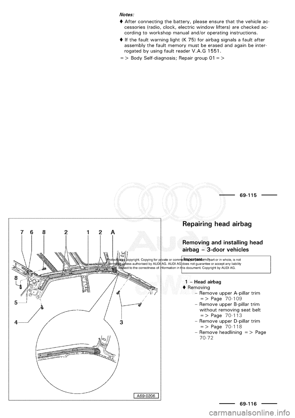 Wiring Diagram For 1997 Audi A6