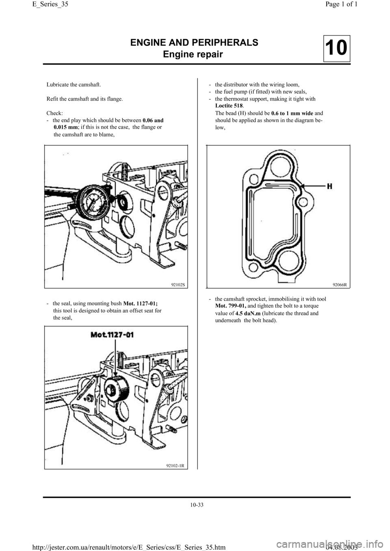 Renault Clio Wiring Loom Diagram Manual Trusted Ecu Check Engine 1997 X57 1 G Petrol Engines Workshop Excalibur Diagrams