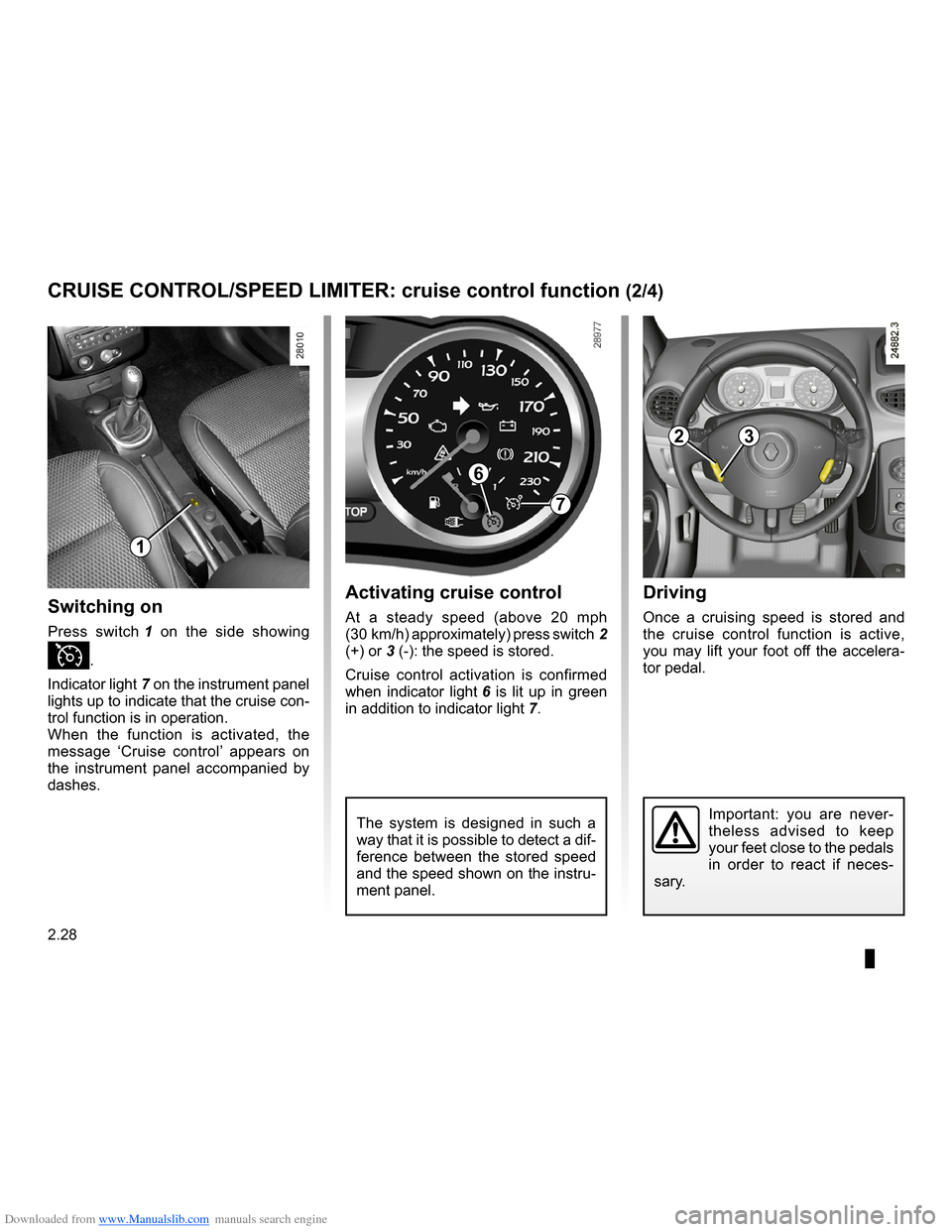 RENAULT CLIO 2009 X85 / 3.G Owners Manual, Page 120